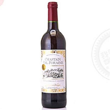 中粮名庄荟法国-维珞娜干红葡萄酒750ml