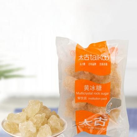太古(taikoo)食糖 黃冰糖 1kg 烘焙原料 沖飲調味 百年品牌 以質為先 太古出品