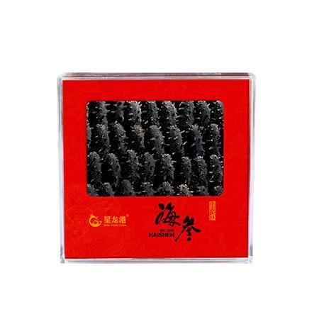 大连冻干海参—花开富贵250g*1盒(冻干参28-35头)