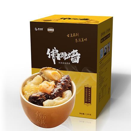 星龍港佛跳墻福星高照(特價) 1.3kg*1罐