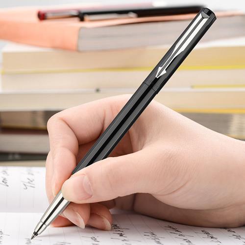 派克(PARKER)经典笔记本套装+威雅签字笔