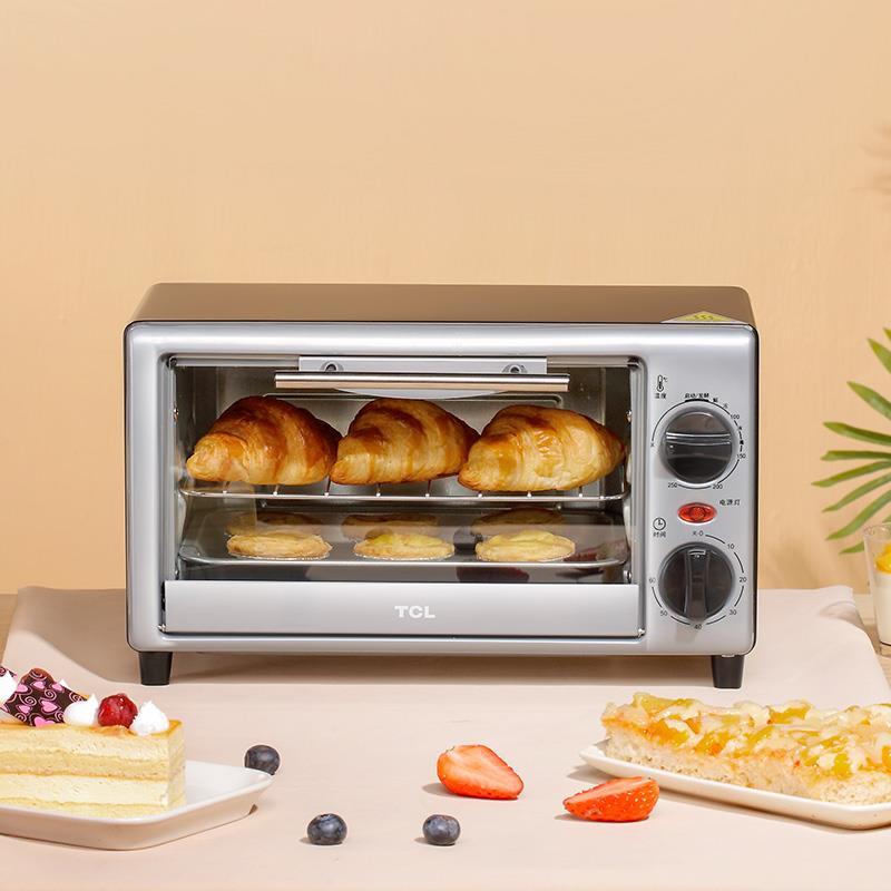 TCL电烤箱 TKX-JM1007