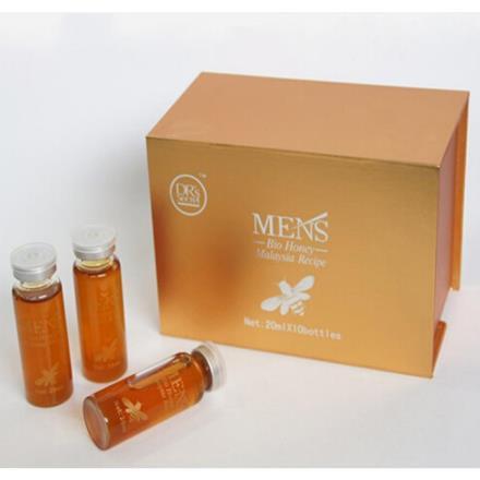 台外茹克 DRS MENS 台外茹克牌男士蜂蜜 马来西亚进口营养蜂蜜