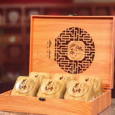 鐵觀音茶葉禮盒 特級濃香型500g 禮盒裝高檔送禮送家人送朋友