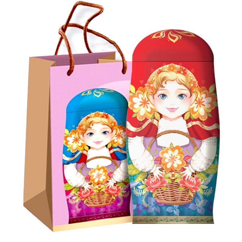 莫斯科餐厅迪安娜A款月饼礼盒300g