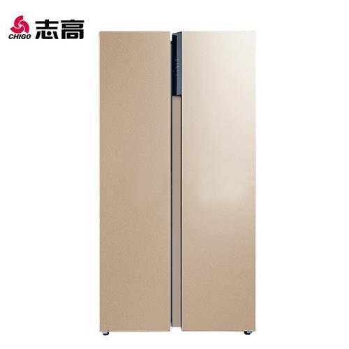 志高 (CHIGO) 510升 法式多門 風冷無霜 家用冰箱 510升