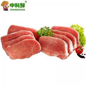【中科鲜】 土猪里脊肉 冰鲜生猪肉 500g