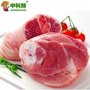 【中科鲜】 鲜冻生猪肉肘子约500g