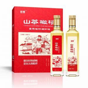宫粮-山茶橄榄调和油——小两口