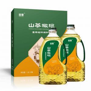 宫粮-山茶橄榄调和油——全家福