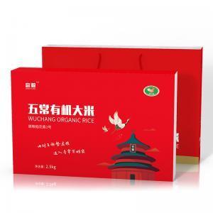 宮糧稻花香有機大米2.5kg