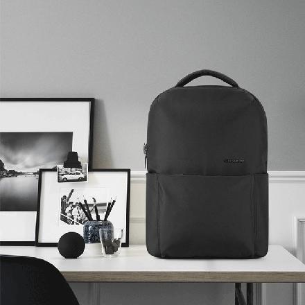 新秀麗雙肩包背包男包商務立體大容量15寸電腦包14寸獨立電腦倉