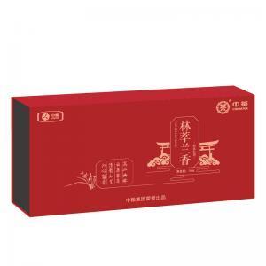 中粮中茶林萃兰香经典红茶礼盒160g
