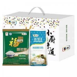优选小厨味道米面组合4.5kg