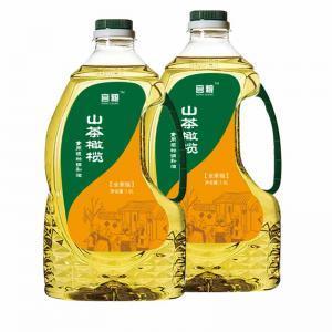 宫粮山茶橄榄调和油1.8L单瓶装