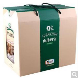 中粮山萃山珍四宝山珍礼盒680g