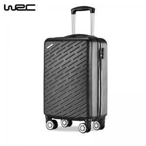 WRC簡約斜紋拉桿箱旅行箱20寸
