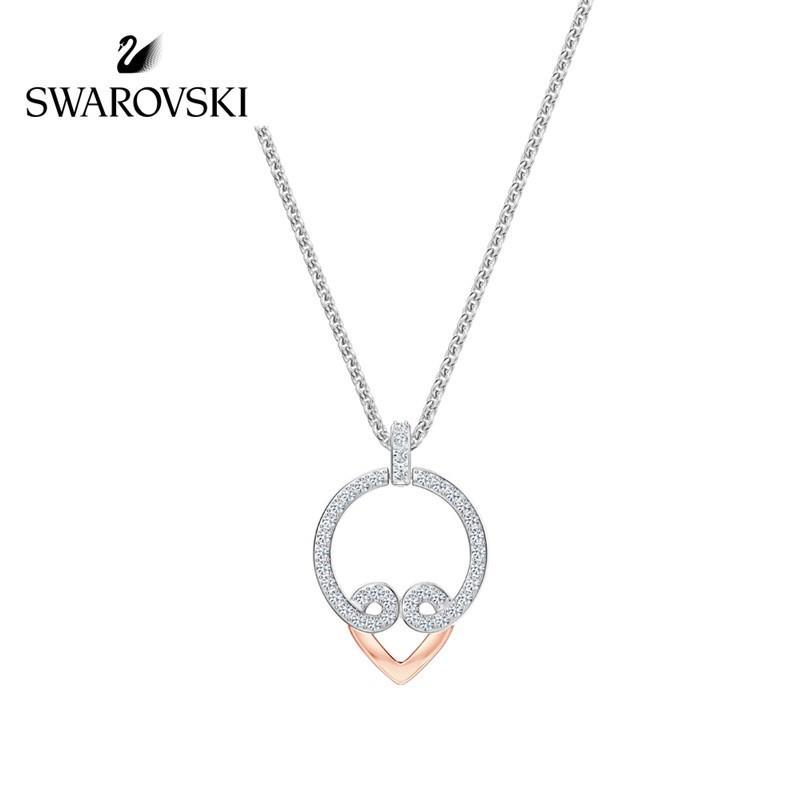 SWAROVSKI 施華洛世奇 金箍造型 MY HERO 項鏈女 鎖骨鏈女 七夕禮物 女友禮物 5490425