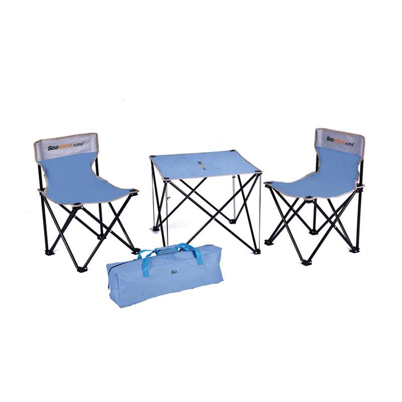 纵贯线休闲椅四件套ST-09