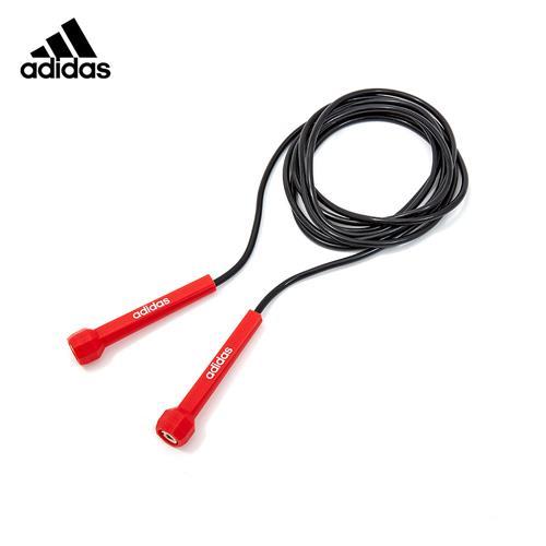 阿迪达斯(adidas)跳绳轴承防绕成人儿童运动学生中考锻炼健身体育器材专用绳子