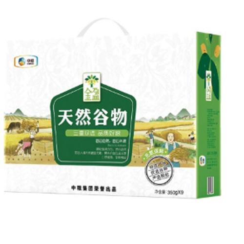 中粮金盈自然谷物礼盒3150g