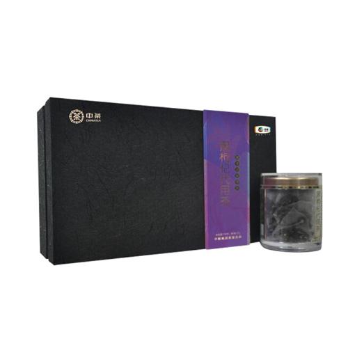 中粮中茶黑枸杞礼盒150g(瓶装三角包)