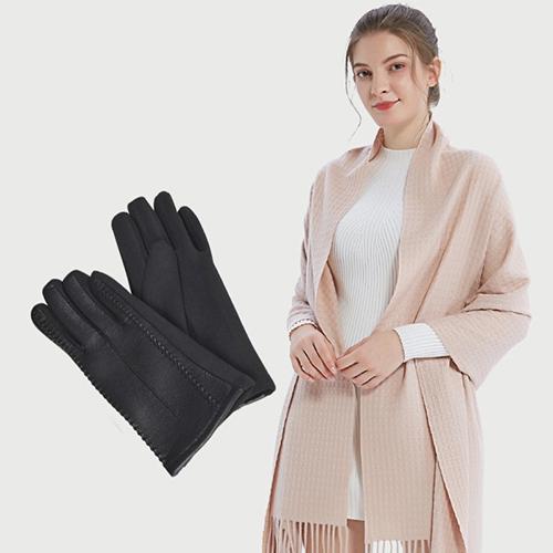 艾丝雅兰珍品围巾手套套装A-ZH2009(女款)