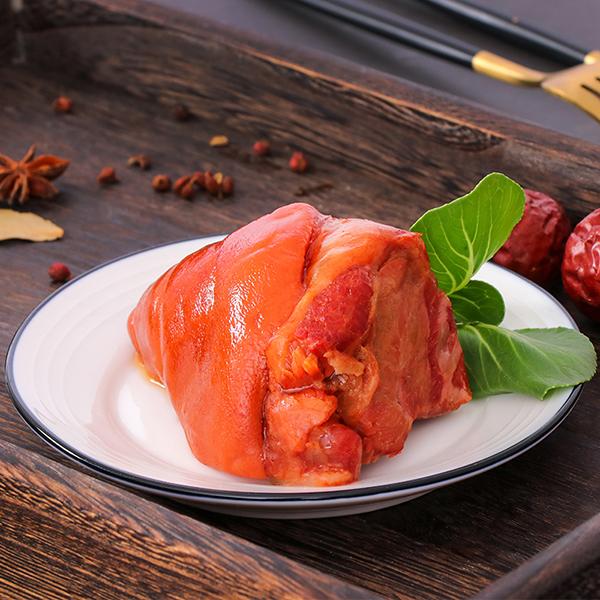 八瑞祥 熟食红枣煨肘200g/袋 肉制品去骨猪肘子酱卤熟食休闲食品开袋即食