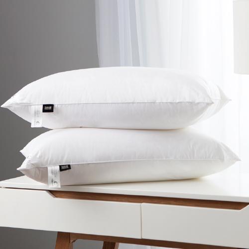 康尔馨世茂希尔顿纤维枕白色(单只)