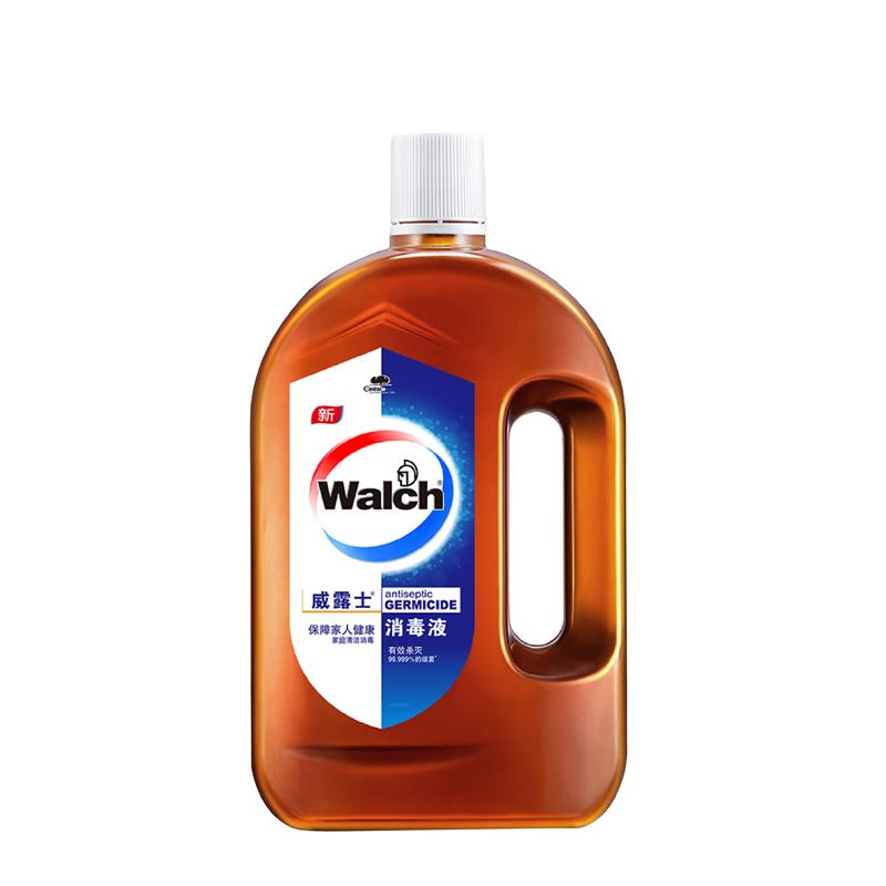 威露士高浓度消毒液消毒水衣物家居清洁 1L*1瓶