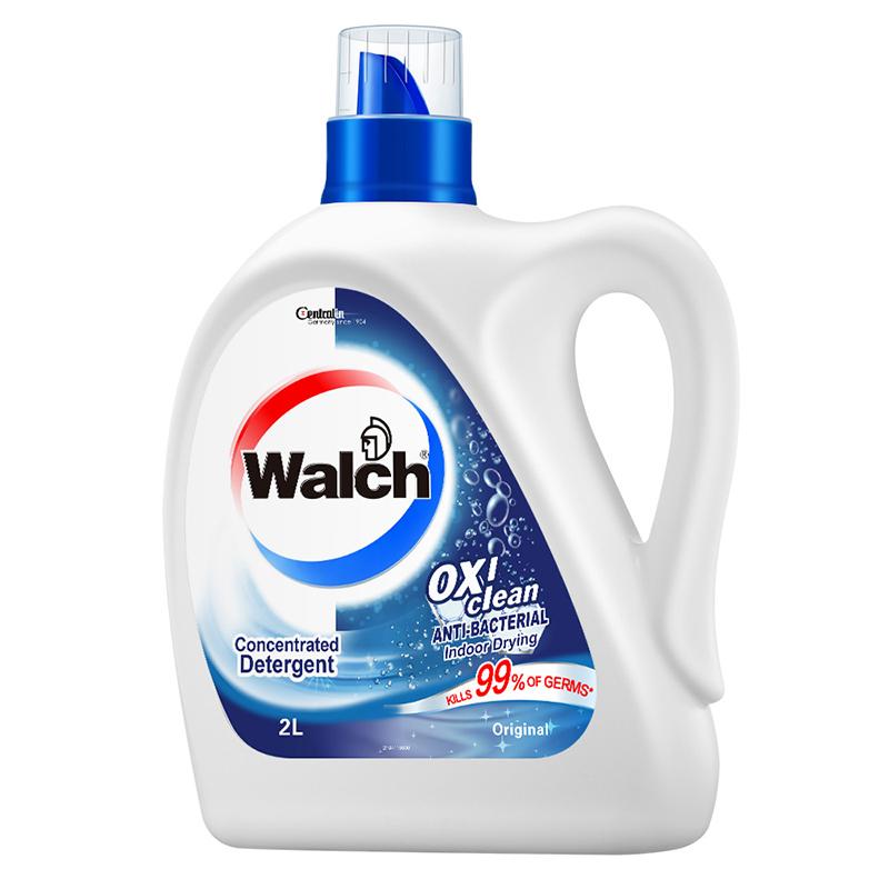 威露士 抗菌有氧洗衣液原味2L