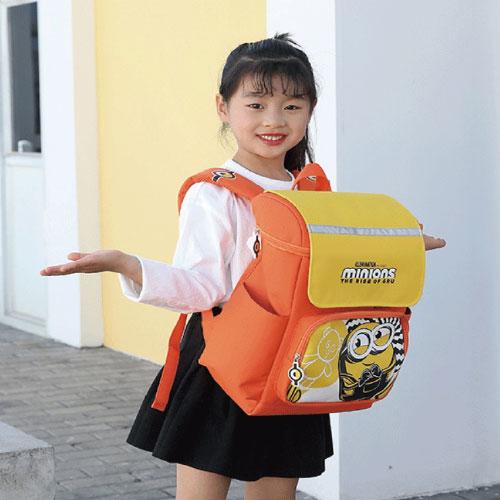 神偷奶爸小黄人儿童背包(橙色)ME-002M