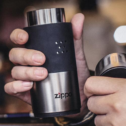 ZIPPO城市系列火机水杯礼盒套装ZWB-City-001370