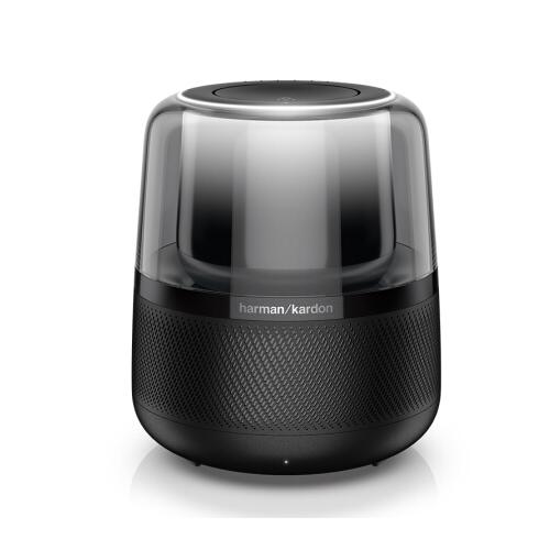 哈曼卡顿 (Harman Kardon)ALLURE 音乐琥珀 360度环绕音响 人工智能音箱 蓝牙/WIFI音箱 AI音箱 语音助手